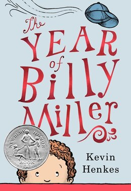 Book The Year Of Billy Miller by Kevin Henkes