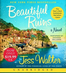 Book Beautiful Ruins Low Price Cd: A Novel by Jess Walter