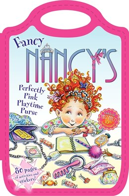 Book Fancy Nancy's Perfectly Pink Playtime Purse by Jane O'Connor