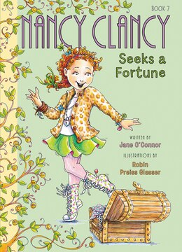 Book Fancy Nancy: Nancy Clancy Seeks A Fortune by Jane O'Connor
