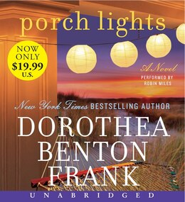 Book Porch Lights Low Price Cd by Dorothea Benton Frank