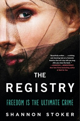 Book The Registry by Shannon Stoker
