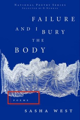 Book Failure And I Bury The Body by Sasha West