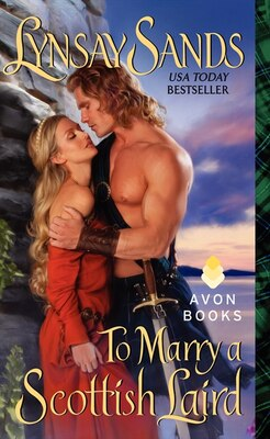 Book To Marry A Scottish Laird by Lynsay Sands