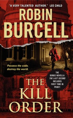 Book The Kill Order by Robin Burcell