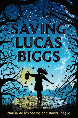 Book Saving Lucas Biggs by Marisa De Los Santos