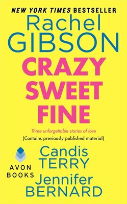 Book Crazy Sweet Fine by Rachel Gibson