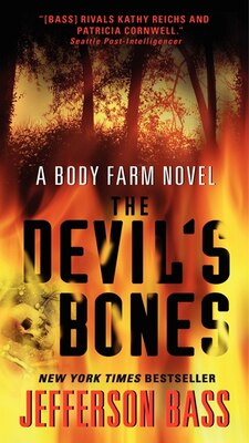 Book The Devil's Bones: A Body Farm Novel by Jefferson Bass