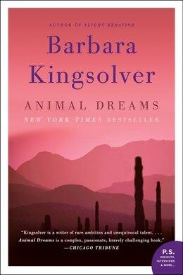 Book Animal Dreams: A Novel by Barbara Kingsolver
