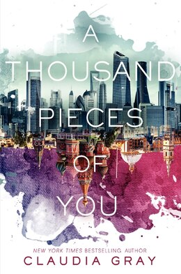 Book A Thousand Pieces Of You by Claudia Gray