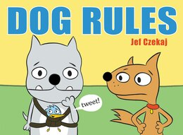 Book Dog Rules by Jef Czekaj