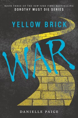 Book Yellow Brick War by Danielle Paige