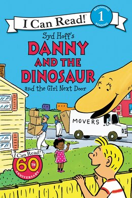 Book Danny and the Dinosaur and the Girl Next Door by Syd Hoff