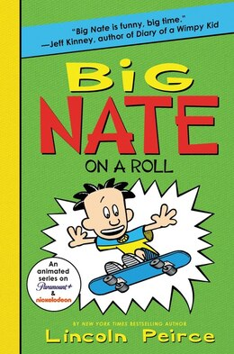 Book Big Nate On A Roll by Lincoln Peirce