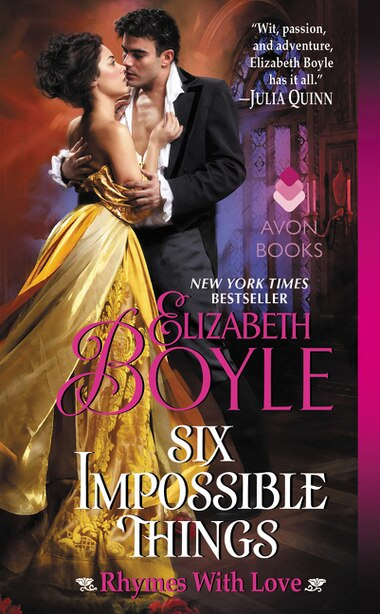 Six Impossible Things: Rhymes With Love by Elizabeth Boyle