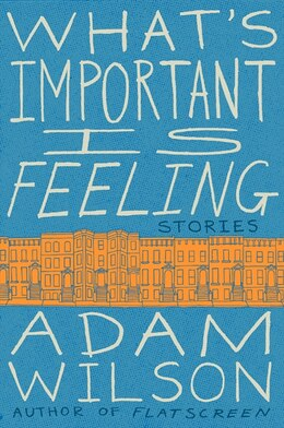 Book What's Important Is Feeling: Stories by Adam Wilson