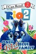 Rio 2: One Big Blue Family: One Big Blue Family by Catherine Hapka
