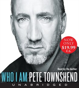 Book Who I Am Low Price Cd by Pete Townshend