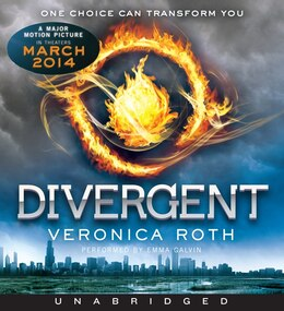 Book Divergent Cd by Veronica Roth