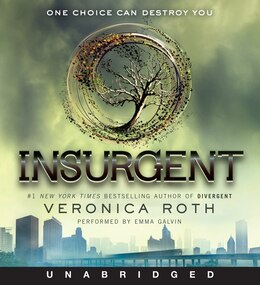 Book Insurgent Cd by Veronica Roth
