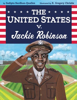 Book The United States V. Jackie Robinson by Sudipta Bardhan-quallen