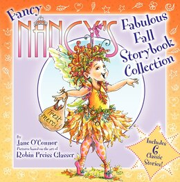 Book Fancy Nancy's Fabulous Fall Storybook Collection by Jane O'Connor