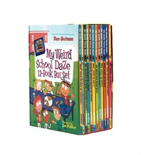 My Weird School Daze 12-book Box Set: Books 1-12