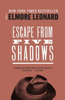 Book Escape From Five Shadows by Elmore Leonard