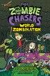 The Zombie Chasers #7: World Zombination by John Kloepfer
