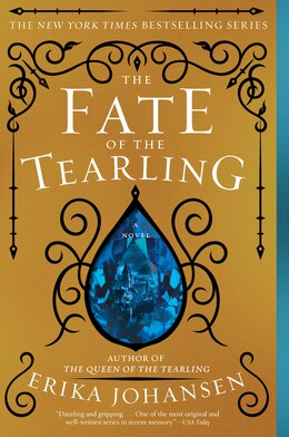 Book The Fate Of The Tearling: A Novel by Erika Johansen