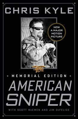 Book American Sniper: Memorial Edition by Chris Kyle