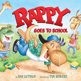 Book Rappy Goes to School by Dan Gutman