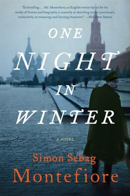 Book One Night In Winter: A Novel by Simon Sebag Montefiore