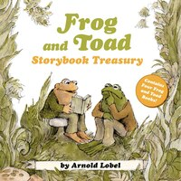 Frog And Toad Storybook Treasury: 4 Complete Stories In 1 Volume!