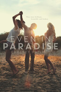 Book Even in Paradise by Chelsey Philpot
