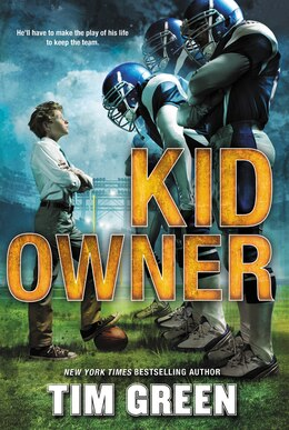 Book Kid Owner by Tim Green