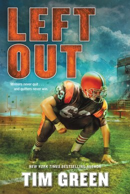Book Left Out by Tim Green