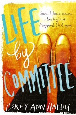 Book Life By Committee by Corey Ann Haydu