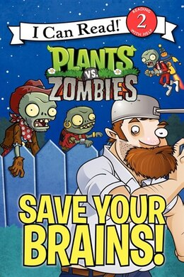 Book Plants Vs. Zombies: Save Your Brains!: Save Your Brains! by Catherine Hapka