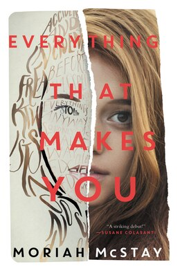 Book Everything That Makes You by Moriah Mcstay