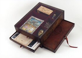 Guillermo Del Toro Cabinet Of Curiosities: Limited Edition