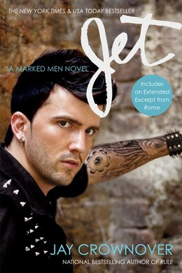 Book Jet: A Marked Men Novel by Jay Crownover