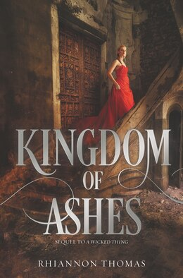 Book Kingdom of Ashes by Rhiannon Thomas
