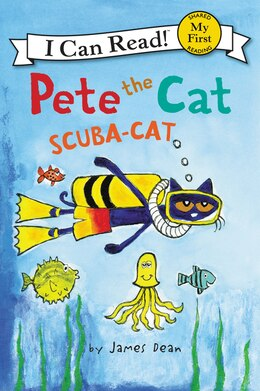 Book Pete the Cat: Scuba-Cat by James Dean