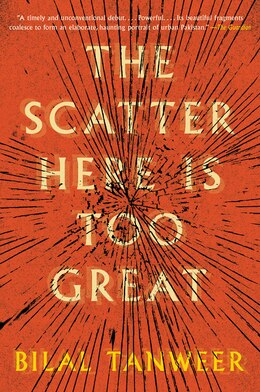Book The Scatter Here Is Too Great by Bilal Tanweer