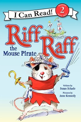Book Riff Raff The Mouse Pirate by Susan Schade
