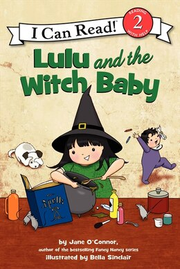 Book Lulu And The Witch Baby by Jane O'Connor