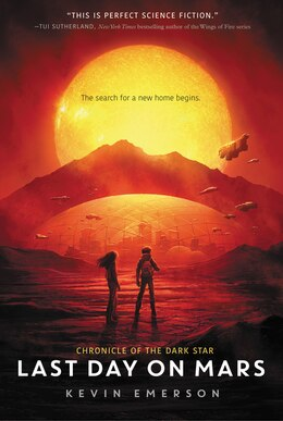 Book Last Day On Mars by Kevin Emerson