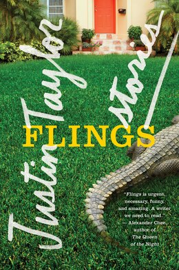 Book Flings: Stories by Justin Taylor