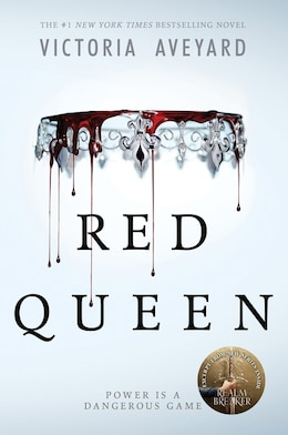 Book Red Queen by Victoria Aveyard